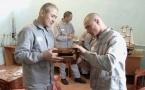 В Павлодарской области осужденные создают настоящие шедевры резного творчества