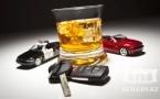 За езду в пьяном виде экибастузца лишили прав на шесть лет