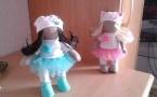 Гранты помогают экибастузским бизнес-леди шить эксклюзивные игрушки и детскую одежду