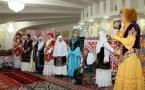 Пропаганде здоровых отношений свекрови и невестки посвятили конкурс в павлодарской мечети «Машхур Жусуп»