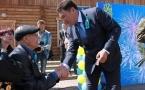 В Павлодаре ветеранам вручили ключи от квартир