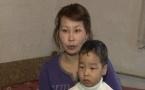 В поселке Ленинском замерзают в своем доме мать-одиночка с трехлетним сыном