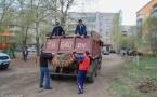 Павлодарцев призывают поучаствовать в завершающем этапе общегородского субботника