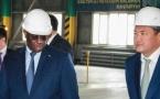 Президент Республики Сенегал посетил ряд градообразующих предприятий области