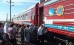 Медицинский поезд «Саламатты Қазақстан» оказал помощь свыше 2 тысячам сельчанам Майского района