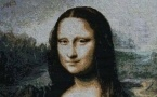 В Семее юная рукодельница вышила портрет Джоконды из 100 000 крестиков