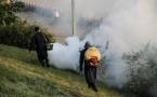 В Павлодаре начали травить комаров