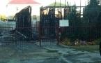 В Павлодаре сожгли зал царства свидетелей Иеговы