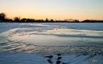 Павлодарские спасатели сняли со льда пятерых детей