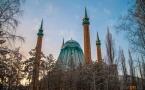 Мечеть имени Машхур Жусупа открыла бесплатное мужское общежитие для студентов
