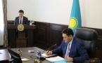 Аким области не поверил в объективность рейтинга опорных сел региона
