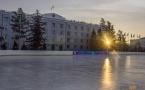 В Павлодаре на День Первого Президента откроют каток на центральной площади