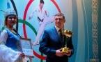 В Павлодаре состоялось традиционное подведение спортивных итогов года