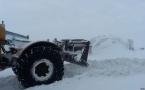 Дома жителей села Егиндыбулак в Павлодарской области завалило снегом