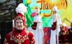 Весело и красочно встретили Наурыз мейрамы в Павлодаре