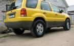Продам Ford Escape оригинального желтого цвета