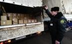 Российские таможенники начали досмотр грузовиков из Казахстана