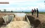 Бизнесмен затопил кладбище в Жамбылской области