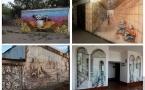 Павлодарское граффити