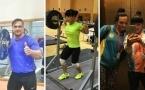 Илья Ильин и еще трое олимпийских чемпионов отстранены от соревнований