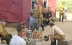 В Павлодаре снимают новое кино о войне (ФОТО)