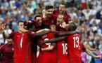 Впервые в истории сборная Португалии стала чемпионом Европы по футболу