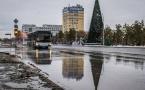 Главную новогоднюю елку Павлодарской области зажгут только после празднования Дня Независимости
