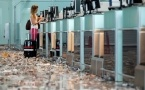 Забастовка уборщиков превратила аэропорт Барселоны в мусоросвалку