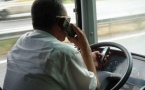 Водителей столичных автобусов обяжут выходить на линию без мобильников