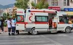 Мощный взрыв прогремел у здания полицейской академии в Турции