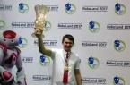 Павлодарский студент выиграл золото в Международно…