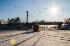 За три года трамвайные пути по улице Кутузова изба…