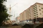 Новый дом в микрорайоне Сарыарка сдадут 1 августа