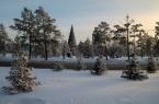 Снегопады и метели ожидаются в Павлодаре