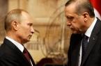 Путин и Эрдоган обсудили предстоящие в Астане пере…