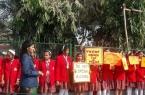 В Индии десятки тысяч человек протестуют против ал…