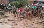 Число жертв селевого потока в Колумбии возросло до…