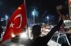 Протестующие против результатов референдума в Турц…