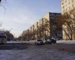 Асфальт на месте прорыва тепломагистрали по Суворова восстановят весной