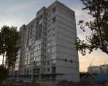 Долгострой по улице Ломова обещают сдать в сентябре этого года