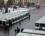 В Павлодаре презентовали новые автобусы