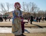 В Павлодаре прошло празднование Масленицы