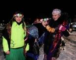 Павлодарские автоклубы открыли праздник Масленицы