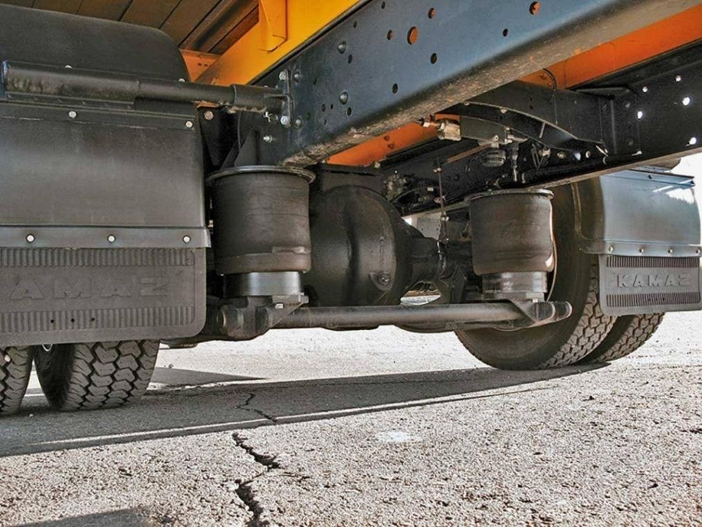 пневмобаллоны на грузовые автомобили и тягачи