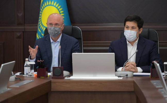 Рабочая группа на уровне республики будет обсуждать проблемы теплоснабжения в Павлодаре