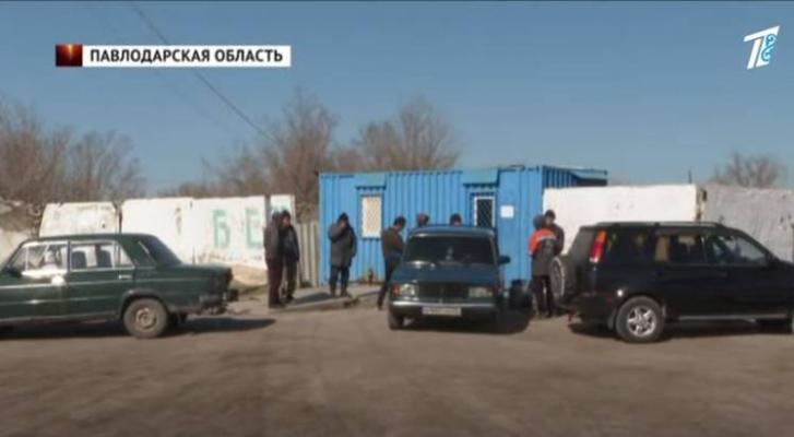 Сельчане недовольны водопроводом за пять миллиардов тенге в Павлодарской области