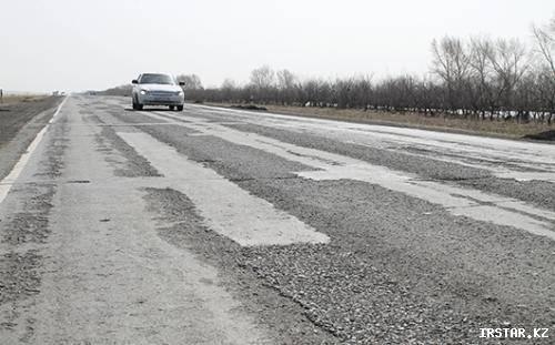 Состояние трассы республиканского значения Омск – Майкапшагай раскритиковали депутаты областного маслихата