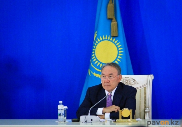 Нурсултан Назарбаев сложил с себя полномочия Президента Республики Казахстан