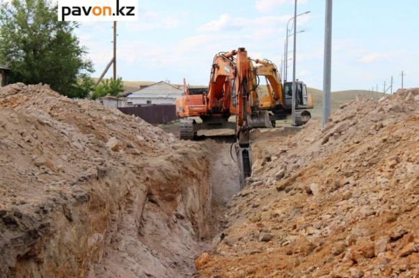 В шести селах Баянаульского района недобросовестные подрядчики не успеют в срок запустить систему водоснабжения