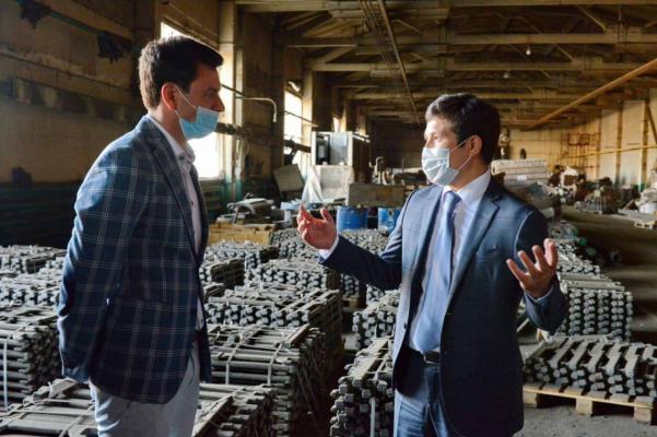 В Павлодаре хотят производить новый вид продукции из алюминия
